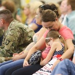 Archangels prepare for deployment to Afghanistan