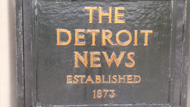 The Detroit News is one of two  big newspapers in Detroit