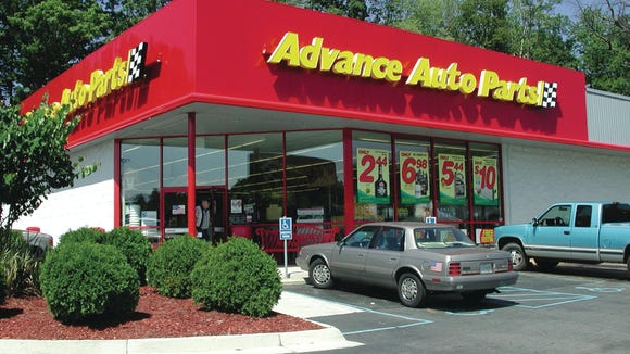Advance Auto Parts will open a new store, like the one seen here, just outside Wilmington in June.