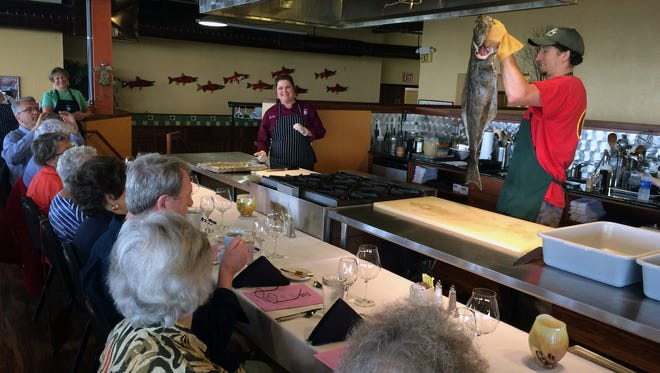 Lincoln City Culinary Center will host a series of cooking classes this fall.