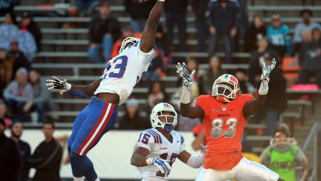 Louisiana Tech, which beat UTEP last week, will play Southern Miss Saturday for the division title in C-USA.