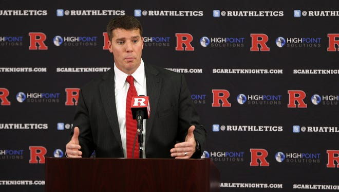 Rutgers coach Chris Ash introduced a 17-member recruiting class on National Signing Day but he's kept at it, landing cornerback Kobe Marfo.