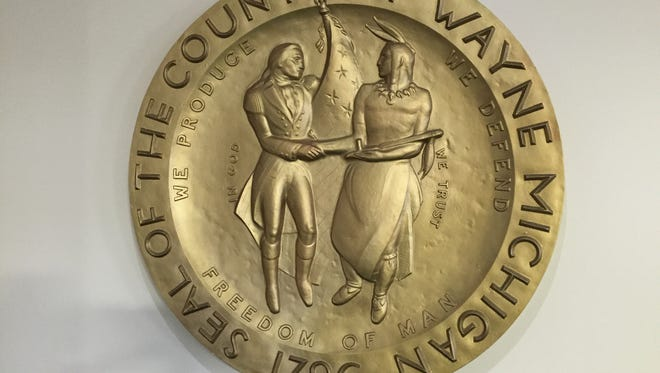 A dispute has erupted over a delay in transferring $10 million to the Wayne County pension system.