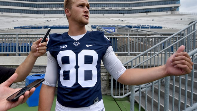 Coaches and teammates are expecting a big recovery season from struggling tight end Mike Gesicki.