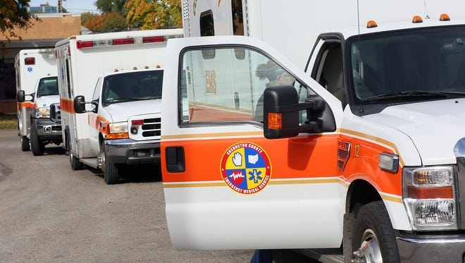 Voters on Tuesday overwhelmingly renewed a 3-mill operating levy for the Coshocton County Emergency Medical Services.