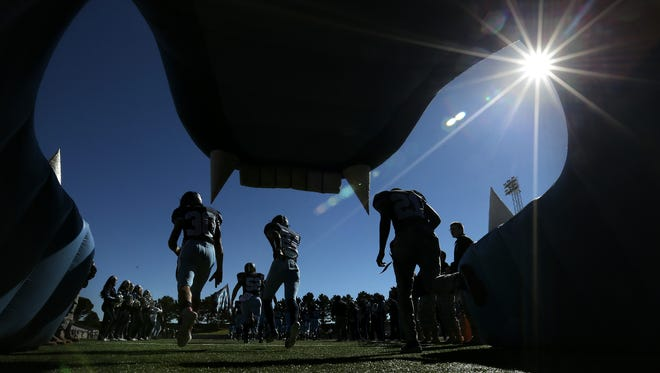 Chapin lost a hard-fought battle against Lubbock Coronado 31-14 Saturday in the area round in Odessa. Chapin was the final El Paso team in the playoffs.