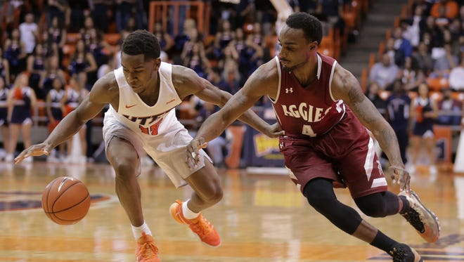 UTEP lost their fifth straight Tuesday to NMSU 79-68.