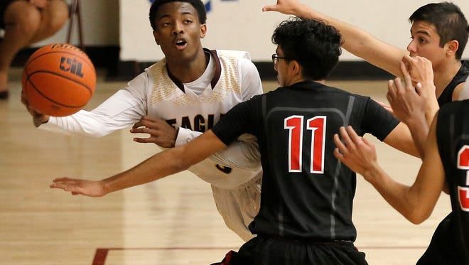 Andress defeated Jefferson Tuesday night 64-39 at The Nest.
