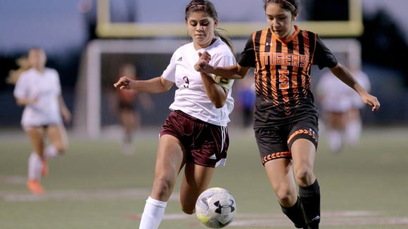 El Paso High defeated Andress 5-1 Tuesday night in the 5A state playoffs. But the Tigers had to forfeit the win due to an ineligible player and Andress now advances to the regional semifinals in Wichita Falls.