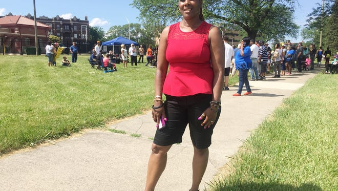 Kimberly Simmons was released from prison on May 3, 2017 after 29 years behind bars. She was 17 when she first entered the criminal justice system, today she is 46-years old.