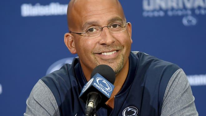 Penn State head coach James Franklin is working on his best recruiting class yet at Penn State. The most intrigue left is who the Lions peg to fill out their final two spots before February.