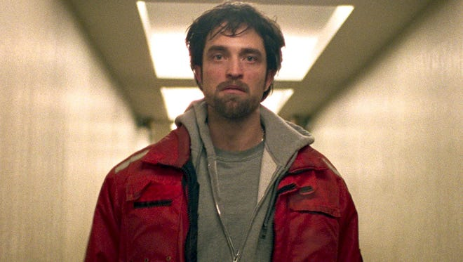 "Robert Pattinson is a bank robber in ""Good Time."""