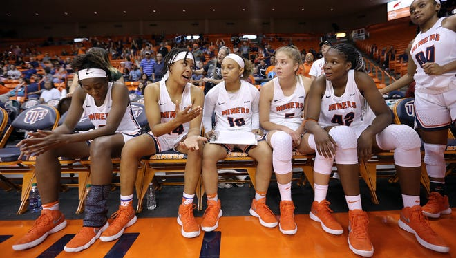 UTEP defeated Arkansas 64-61 Friday in the UTEP Thanksgiving Classic at the Don Haskins Center.