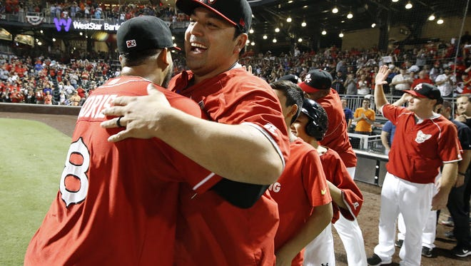 The El Paso Chihuahuas eliminated the Reno Aces in the first round of the PCL playoffs at Southwest University Park on Friday night.The El Paso Chihuahuas swept the Reno Aces in the first round of the PCL Playoffs. They capped it off with a 7-6 win Friday night at Southwest University Park.
