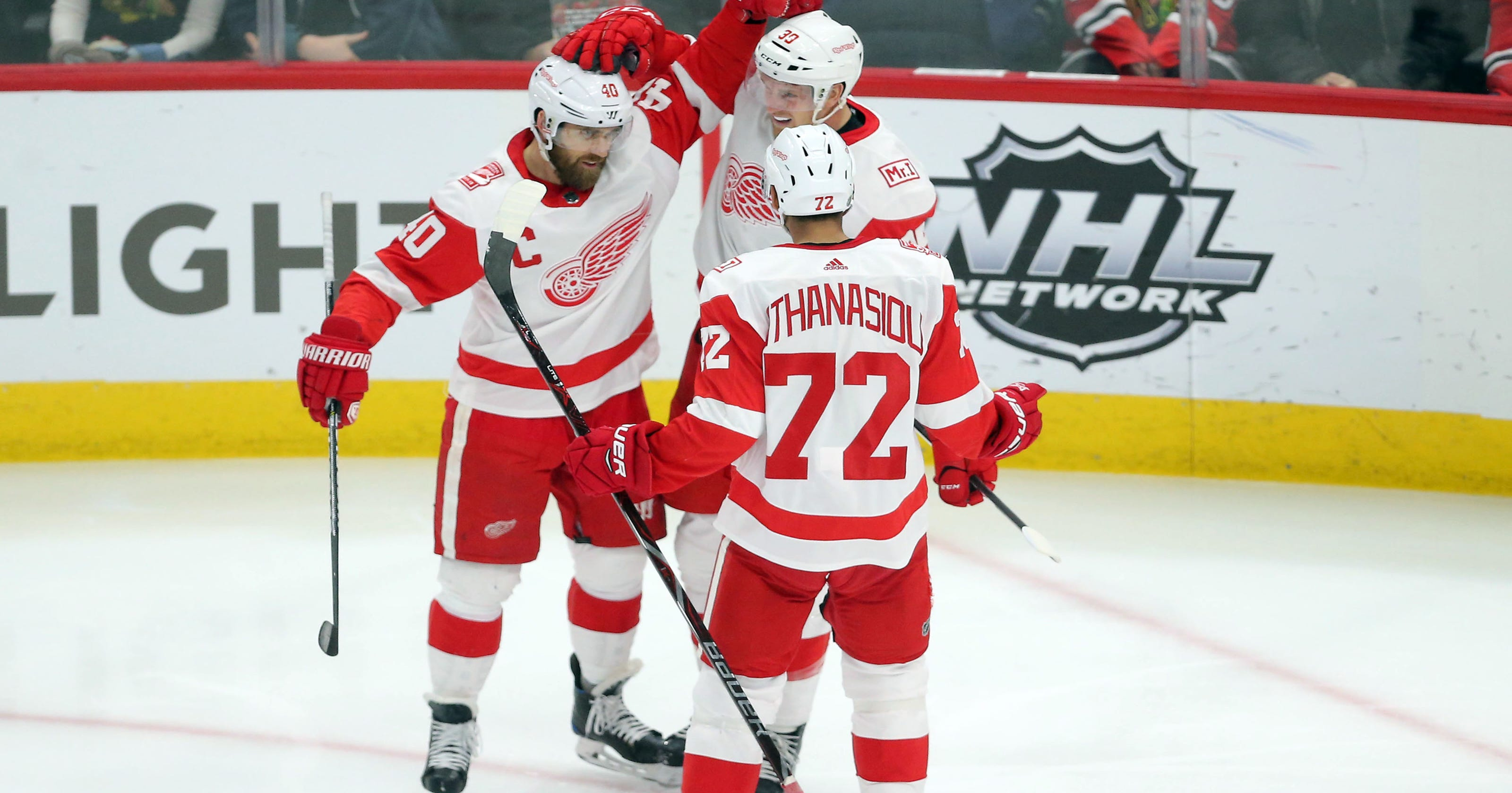 Red Wings  Mantha f09f04436