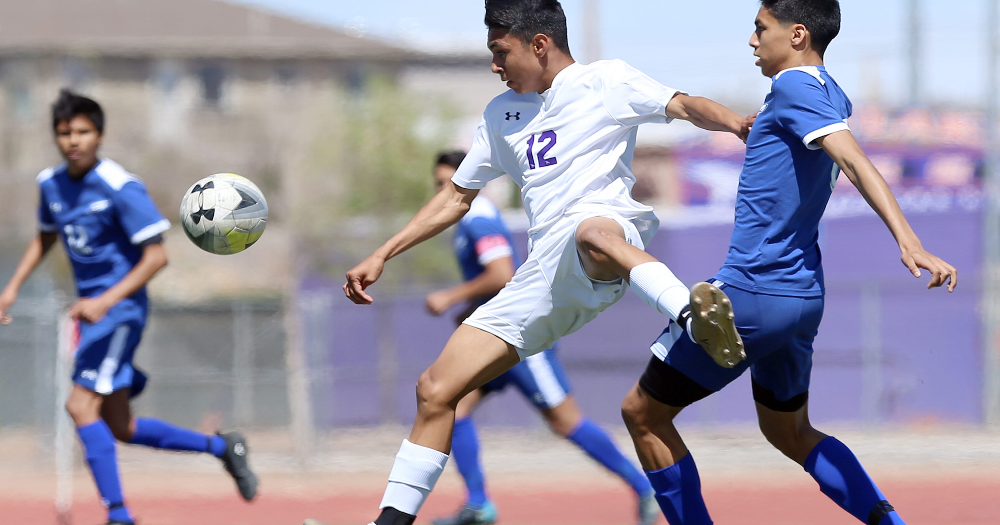 Eastlake High School Boys Advance In Texas UIL Soccer Playoffs
