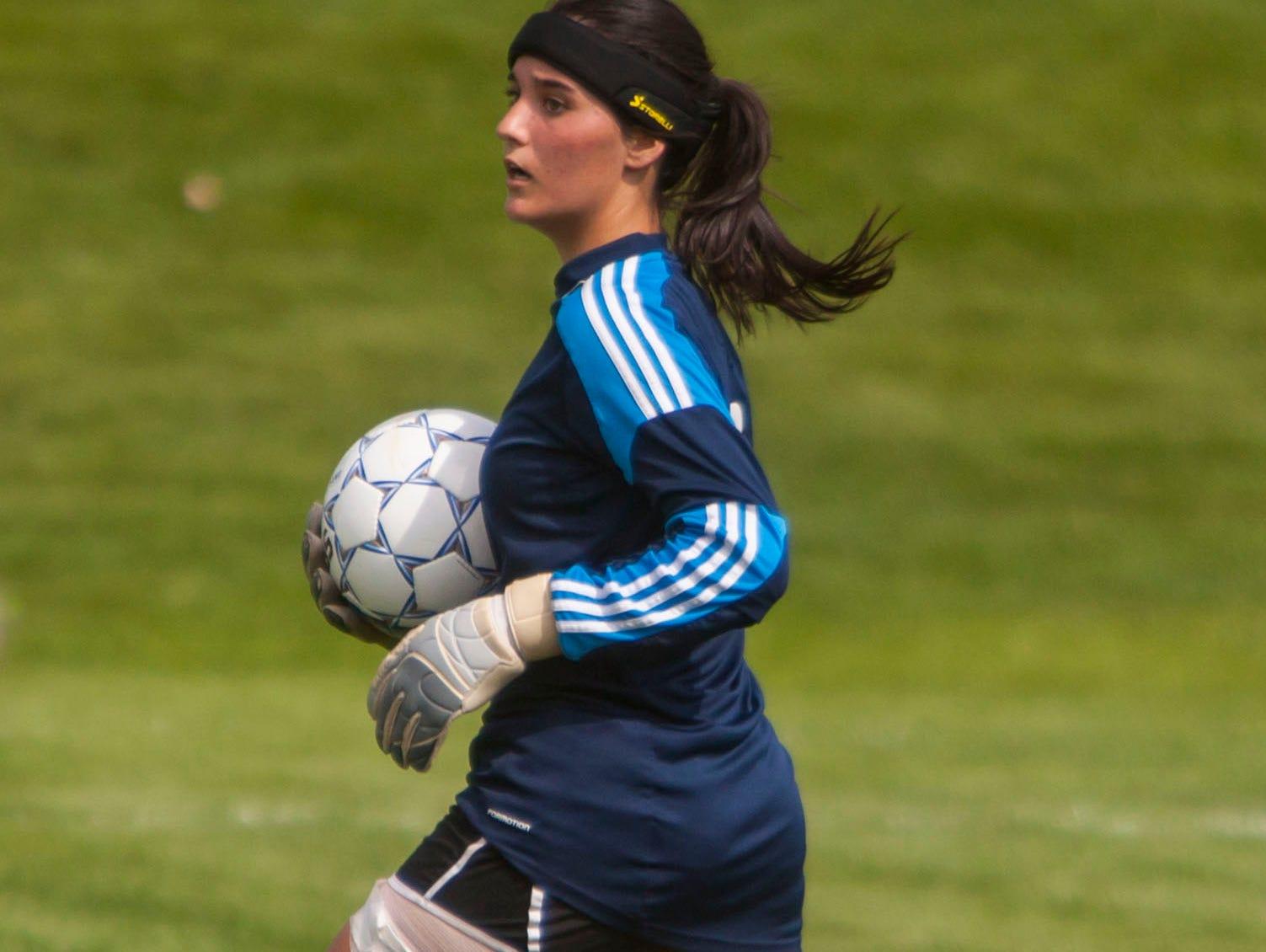 High School Girls Soccer: Cedar at Canyon View, Tuesday, Aug. 23, 2016.