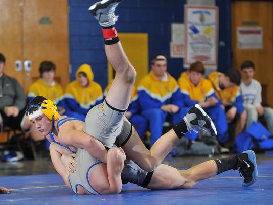 Buena wrestling beats Pennsville