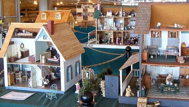The second dollhouse and miniatures exhibit opens Wednesday at the National Soaring Museum in Big Flats.