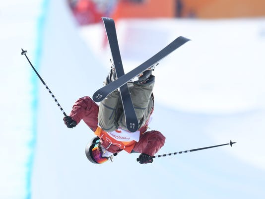 Olympics: Freestyle Skiing-Womens Halfpipe Qualification