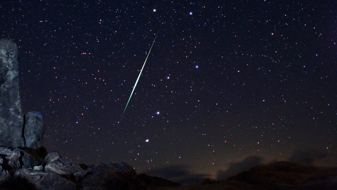 How to see the best meteor shower of the year
