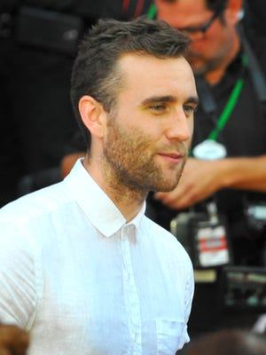 Actor Matthew Lewis arrived June 18, 2014, at the Wizarding World of Harry Potter: Diagon Alley media preview at Universal Studios. Lewis played Neville Longbottom in the Harry Potter films.