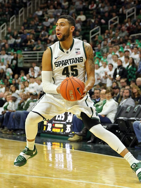 sale retailer e51aa c7acd No. 19 Michigan State tops Loyola of Chicago