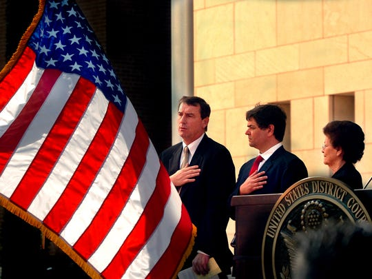 In this Nov. 14, 2005, file photo, U.S. Southern District