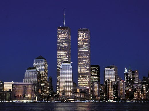 14 years after 9 11 lower manhattan is rising as wtc work nears its end