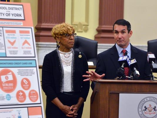 Auditor General outlines City Schools audit