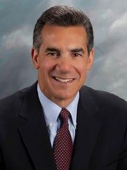 Former Assemblyman Jack Ciattarelli