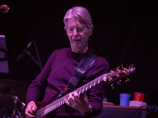 Phil Lesh and his band perform at the Pot of Gold Music