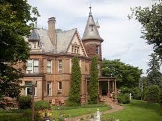 Henderson Castle in Kalamazoo offers bed-and-breakfast lodging, spa services, a French restaurant, tours and more.