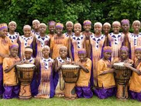 African Children's Coir