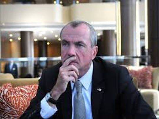 Phil Murphy, Democratic candidate for governor.