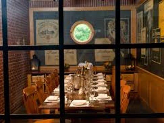 The Tasting Room at Tabor Road Tavern
