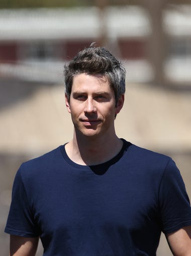 Aire Luyendyk Jr. continues to look for love.
