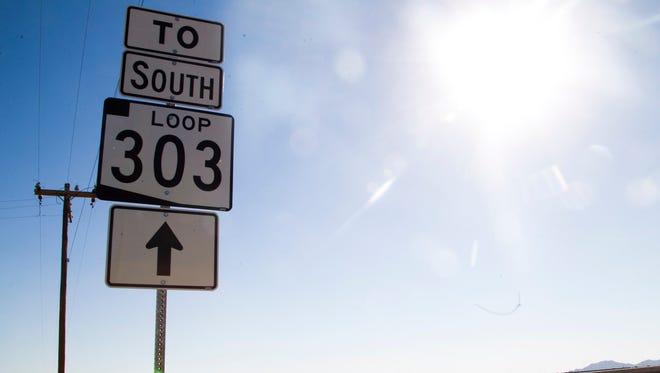Loop 303.