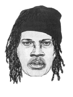 Milwaukee police released this sketch of a sexual assault suspect wanted in a series of incidents on Nov. 20, 2017.