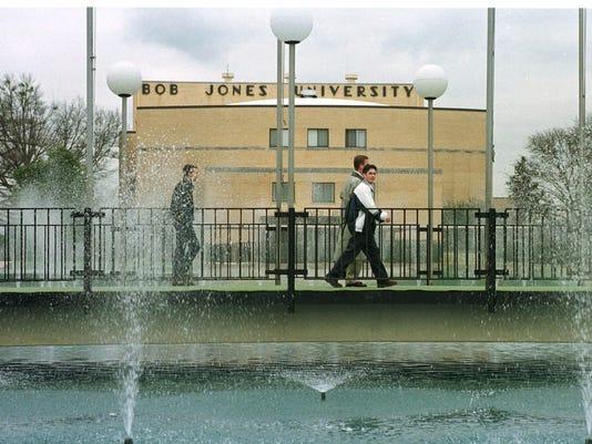 BOB JONES UNIVERSITY CAMPUS