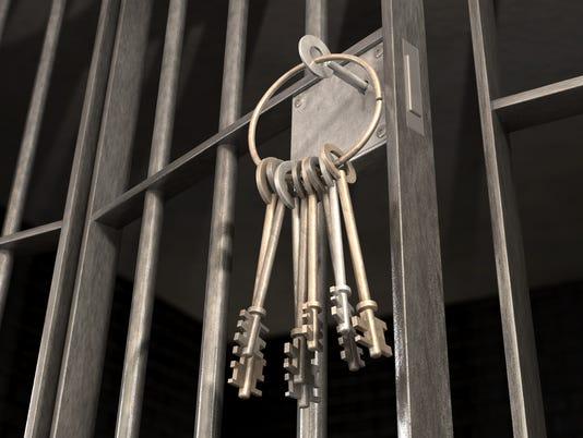 #stockphoto - Crime in custody