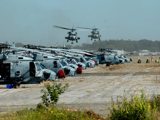 Navy Helicopters