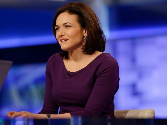 Your Say Facebook Sheryl Sandberg