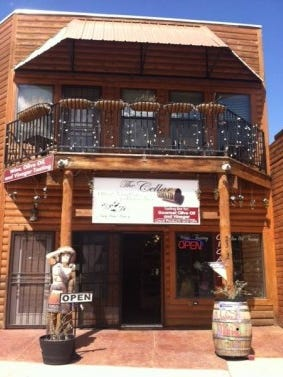 The Cellar Uncorked is located at 2332 Sudderth Drive in midtown Ruidoso.