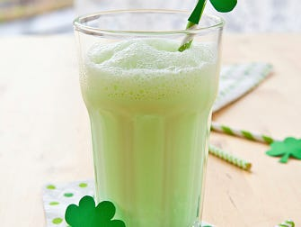 Celebrate St. Patrick's Day with a McDonald's Shamrock Shake. Enter to win a $5 gift card March 13-15.