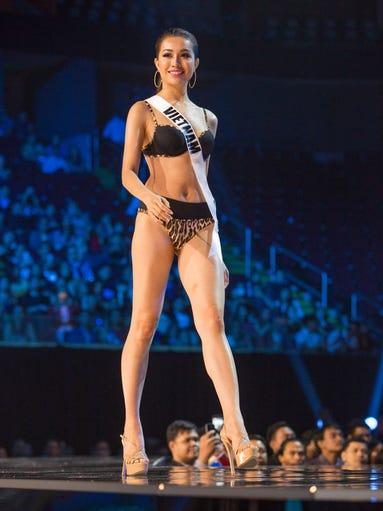 Le Hang, Miss Vietnam