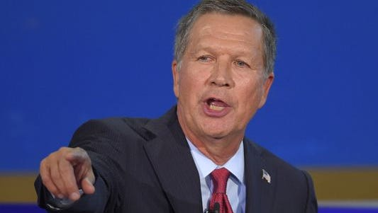 John Kasich's PAC is shifting from experience-laden biographical ads to spots that show he's challenged the status quo.