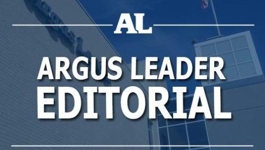 Argus Leader Editorial