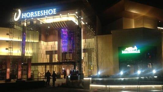 Horseshoe Casino opened in Cincinnati in March 2013.