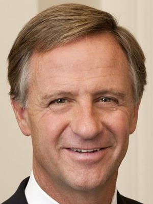Gov. Bill Haslam appointed six Rutherford countians to boards and commissions on Wednesday.